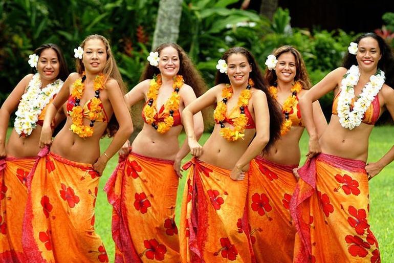 Гавайские острова: жители
