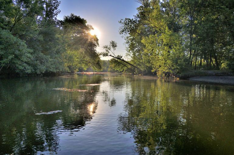 Интересные факты о реке Ока