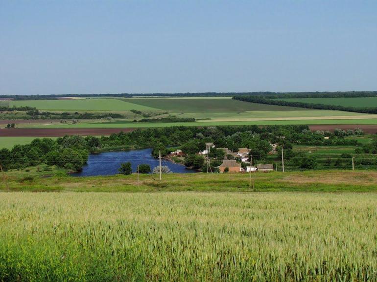 Село Александровка