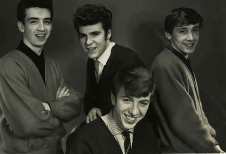 The Merseybeats.
