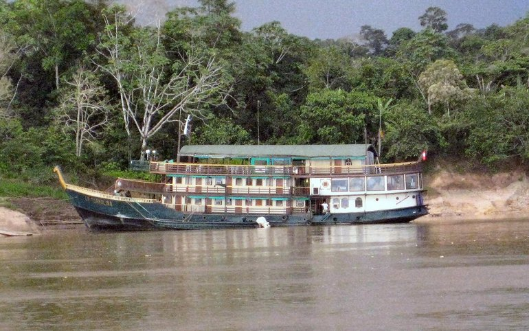 К какой речной системе относится река амазонка