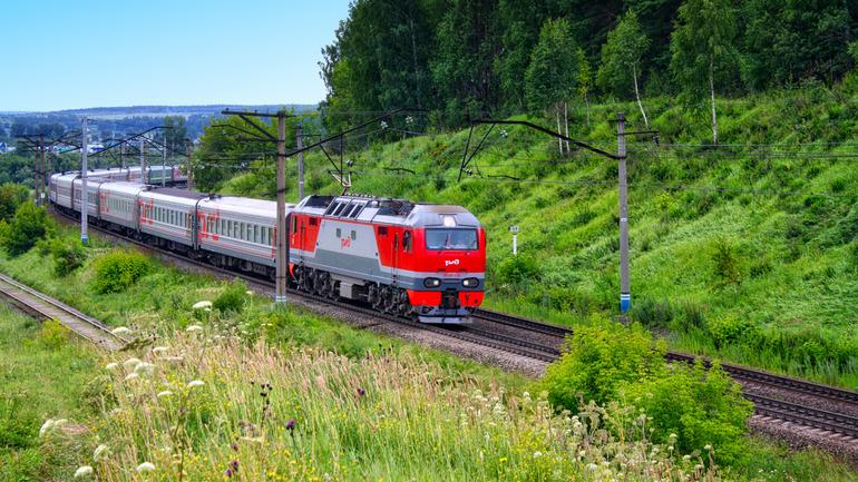 подробнаякарта электрификации железных дорог