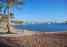 Hurghada Hilton Hotel beach