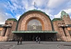 Helsingin Päärautatieasema, Helsinki, Finland