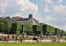 Paris LuxembourgPark 12A
