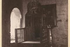 Келия-Пр.-Александра-Свирского-в-Покровской-церкви.-1909-год