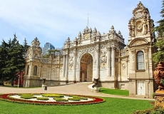 Dolmabahce-Palace-Istanbul