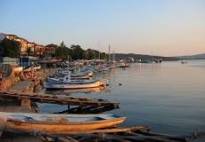 travel bulgaria seaside sozopol port boats