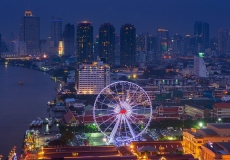 thailand-bangkok-capital-metropolis-night-city-skyscraper-river-house-buildings-ferris-wheel-lights-lighting-light-panorama-views