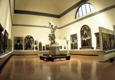 Sala-del-Colosso-Galleria-dell'Accademia-Firenze