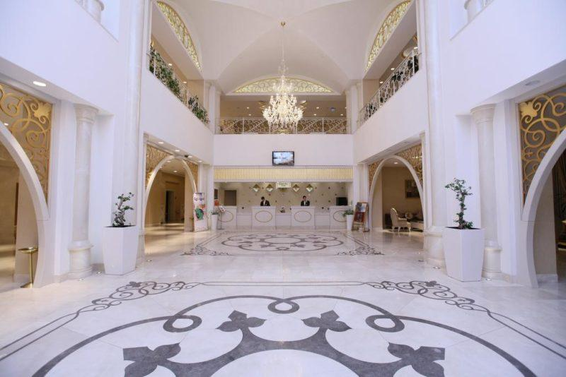 Горнолыжные курорты Азербайджана