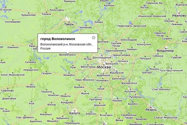Что посмотреть в Волоколамске и окрестностях за один день