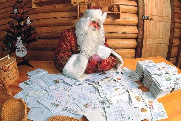 Почтовые адреса Деда Мороза — Великий Устюг и другие