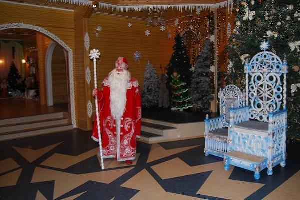 """Почтовые адреса Деда Мороза — Великий Устюг и другие"""""""