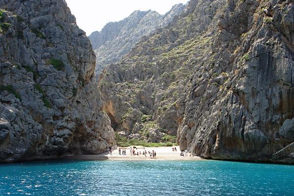 Где находится город Пальма де Майорка (остров Мальорка в Испании)