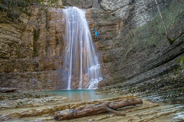 Джубга водопады