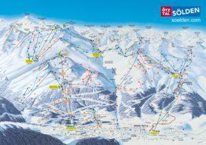 Зельден - горнолыжный курорт в Австрии