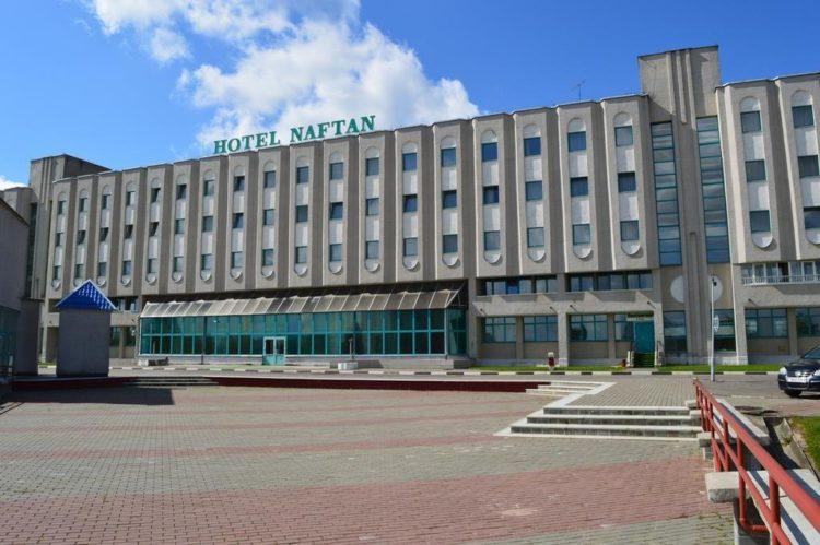 Отдых в Новополоцке