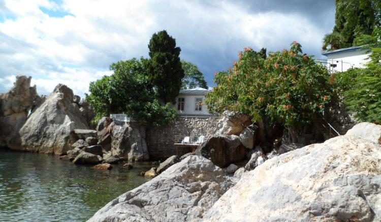 поселок Гурзуф Крым