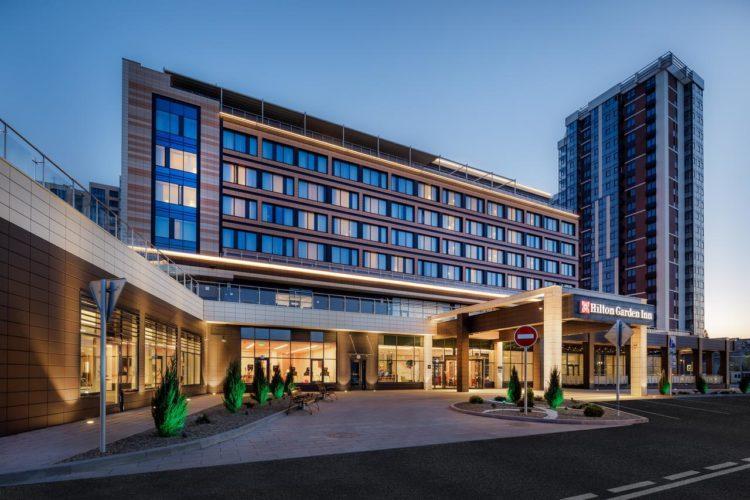 Самые популярные отели в Новороссийске в 2021 году