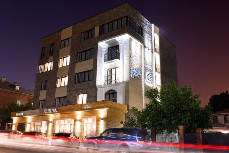 Лучшие отели в центре города